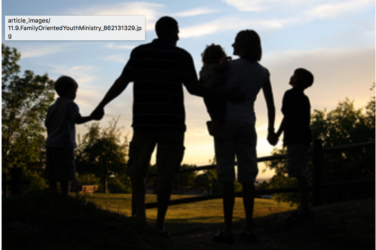 Why Being Family-Oriented Is Something To Be Proud Of