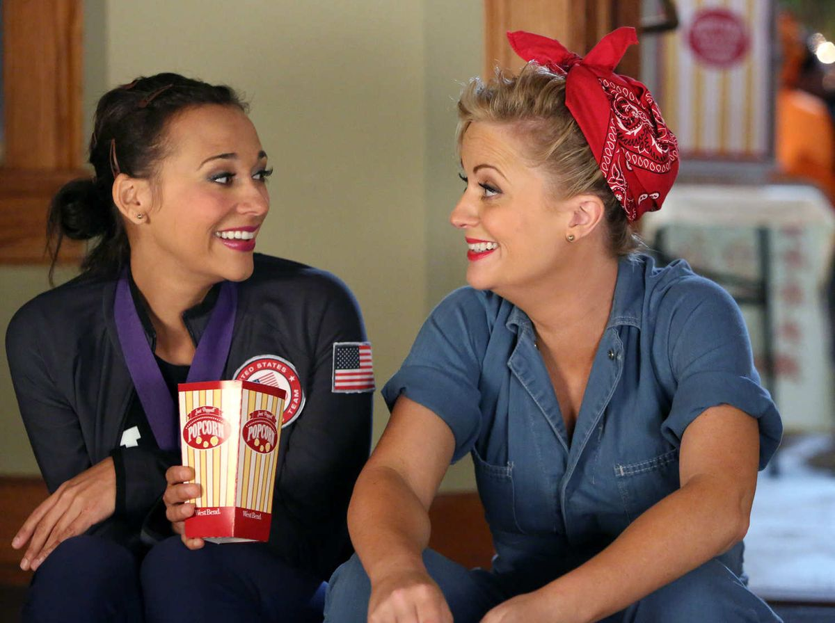 14 Leslie Knope Compliments For The Ann Perkins In Your Life