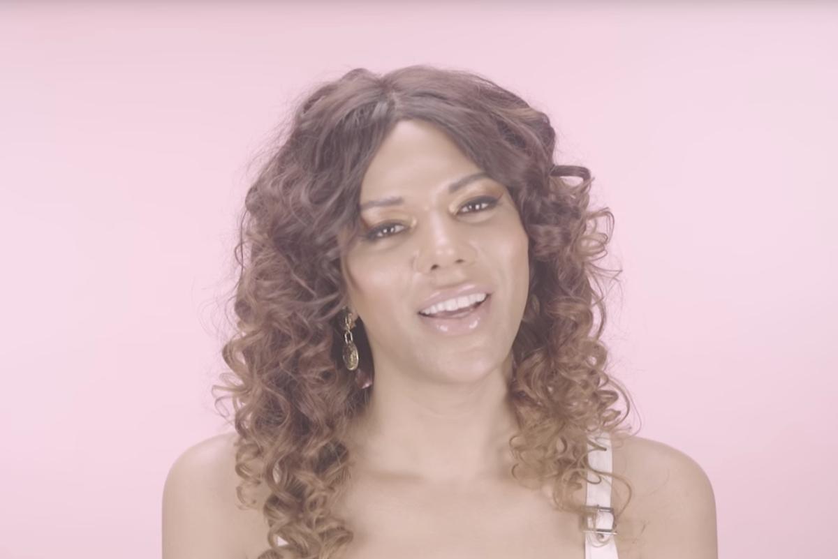 Watch Munroe Bergdorf Perform Maya Angelou's 'Still I Rise'