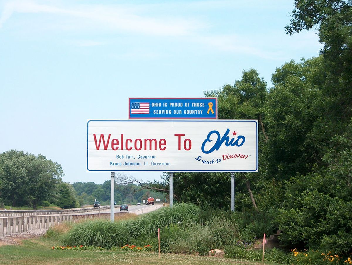15 Signs You're From Ohio