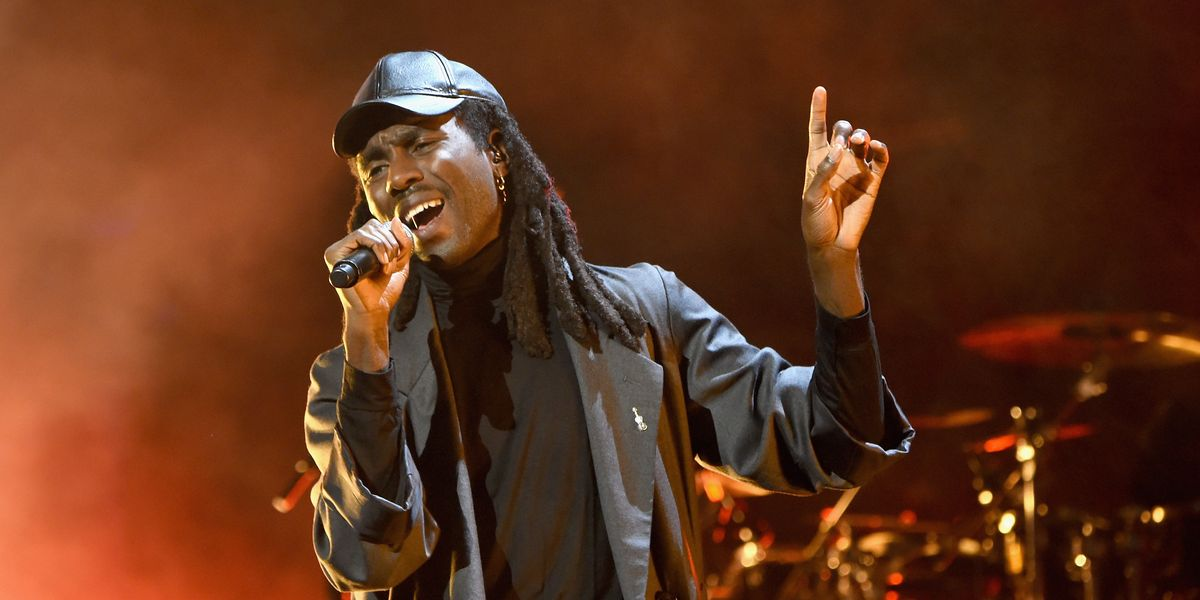 Blood Orange Just Shared A Sexy New Jam