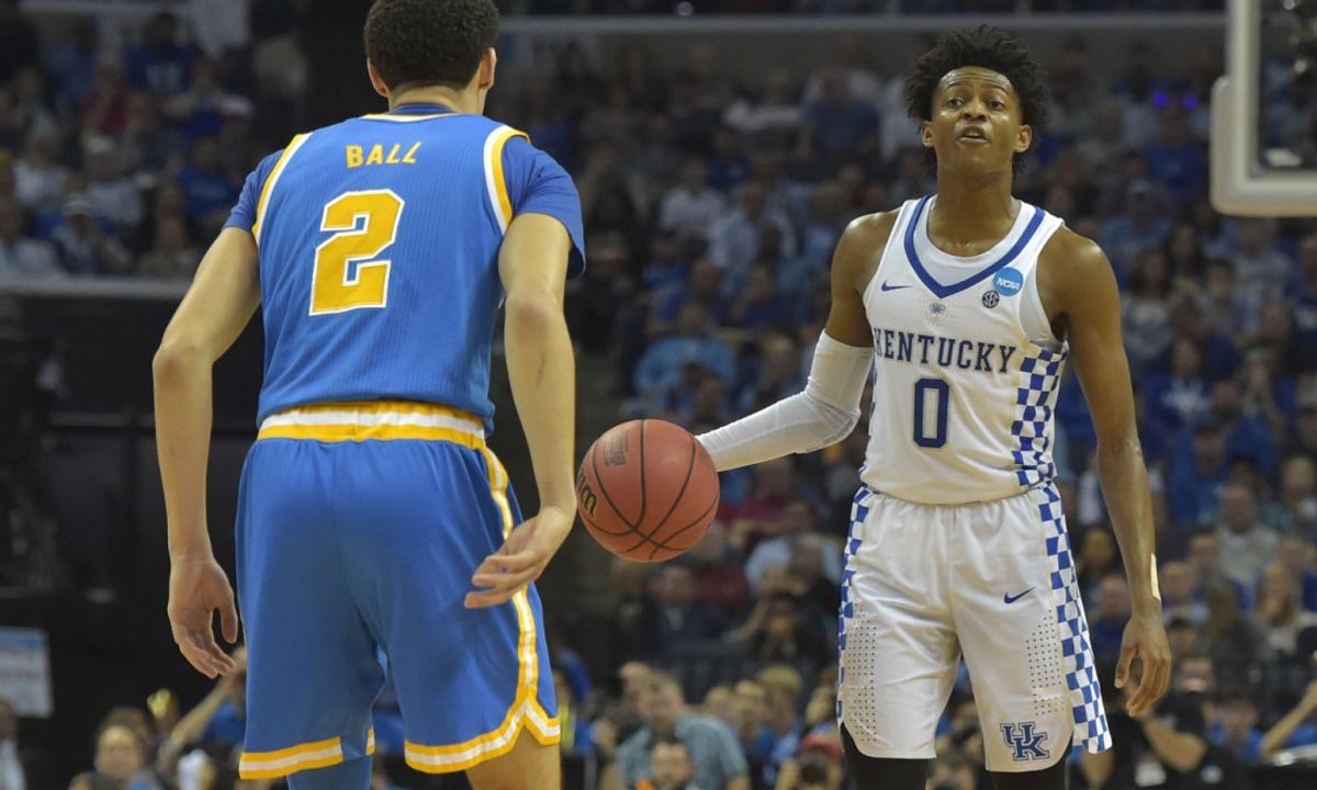 The Magic Of March Madness