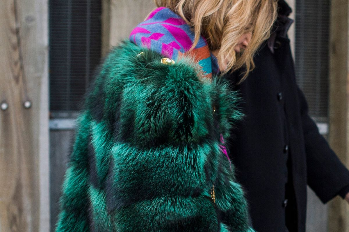 London Fashion Week Advises Attendees Not to Wear Fur