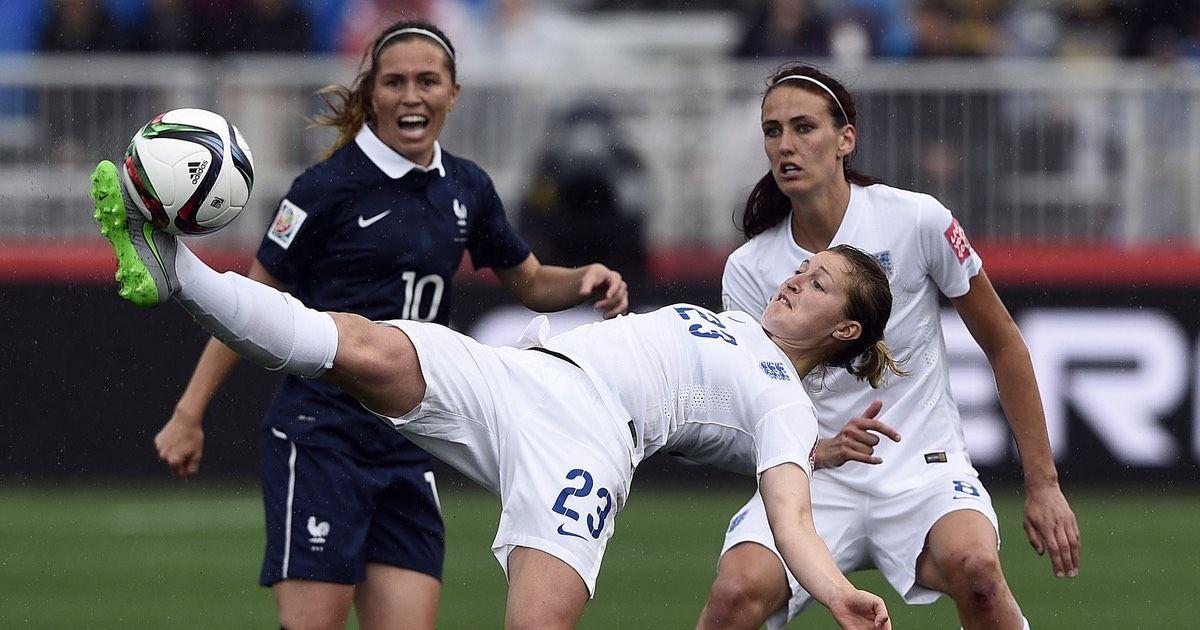 Balls Out For Women's Soccer