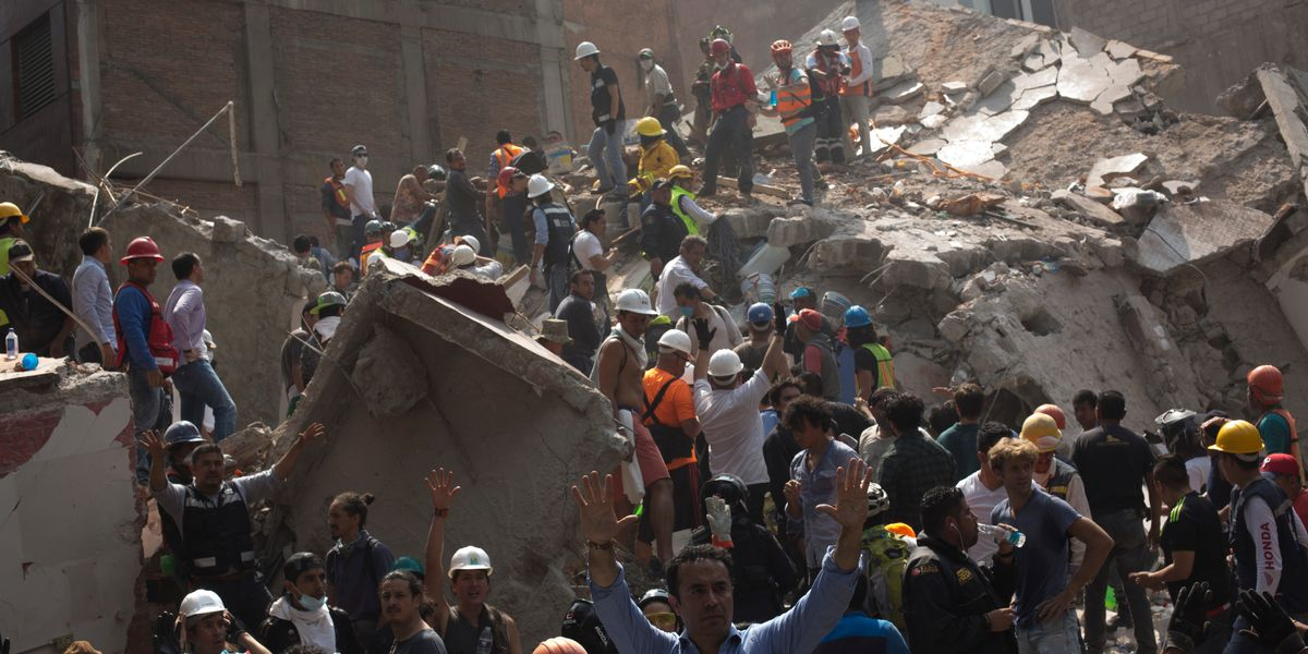 How to Help Mexico City Earthquake Victims