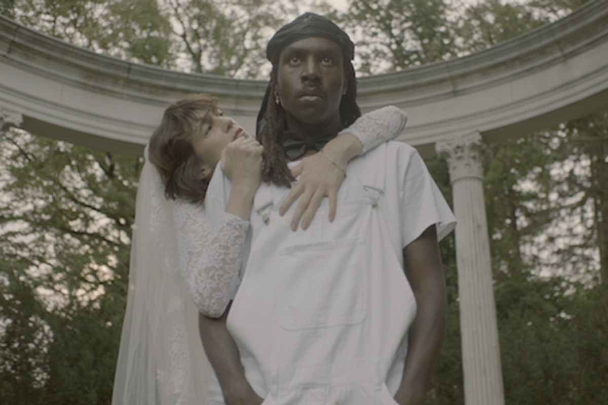 """Charlotte Gainsbourg And Dev Hynes Play Lifelong Lovers In Her Video For """"Deadly Valentine"""""""