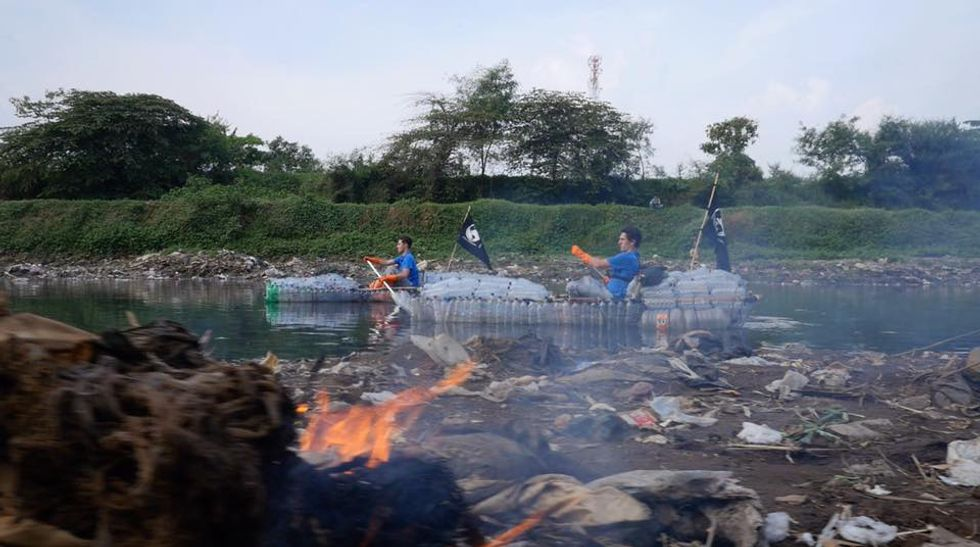 How Two Brothers Convinced the Indonesian Government to Clean Up the World's Most Polluted River