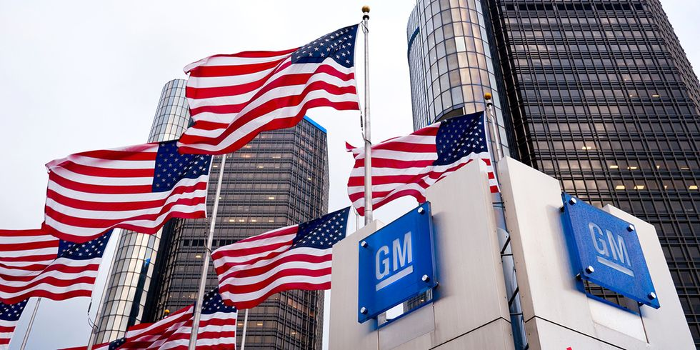General Motors to Run Ohio, Indiana Factories With 100% Wind Power