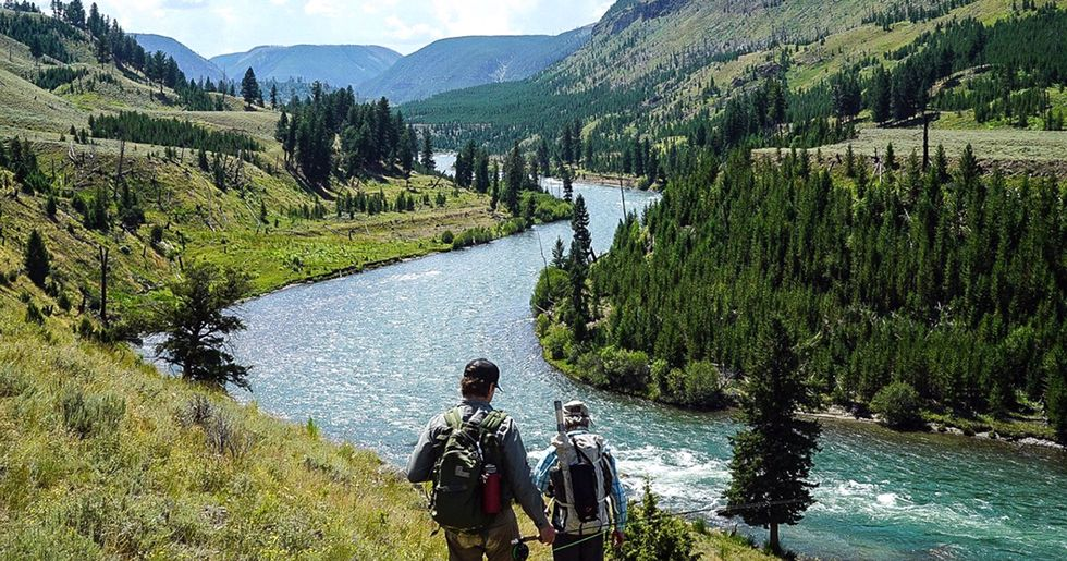 Fly Fishing in Yellowstone: How One Veteran Found a New Life in the Outdoors