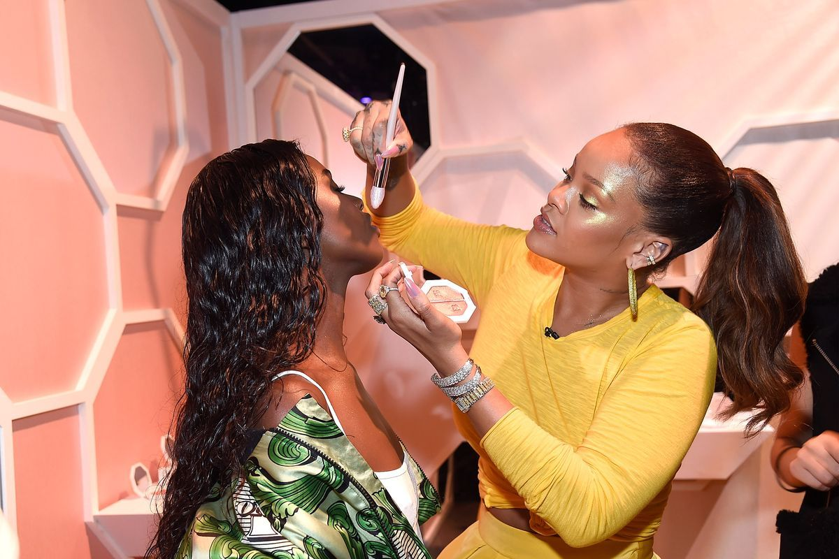 Rihanna Is Now A Synonym For Inclusion In The Beauty Industry