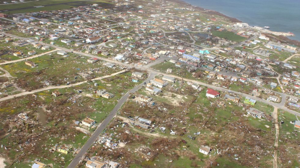 Devastated Island Leaders: Climate Change 'A Truth Which Hits Us'