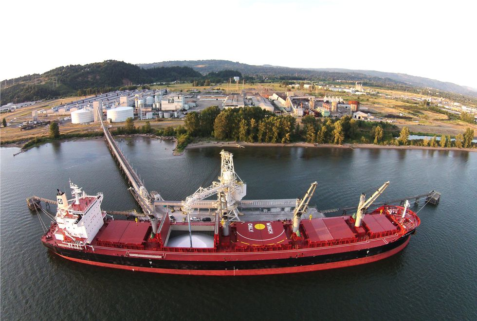 Washington State Rejects Coal Export Terminal