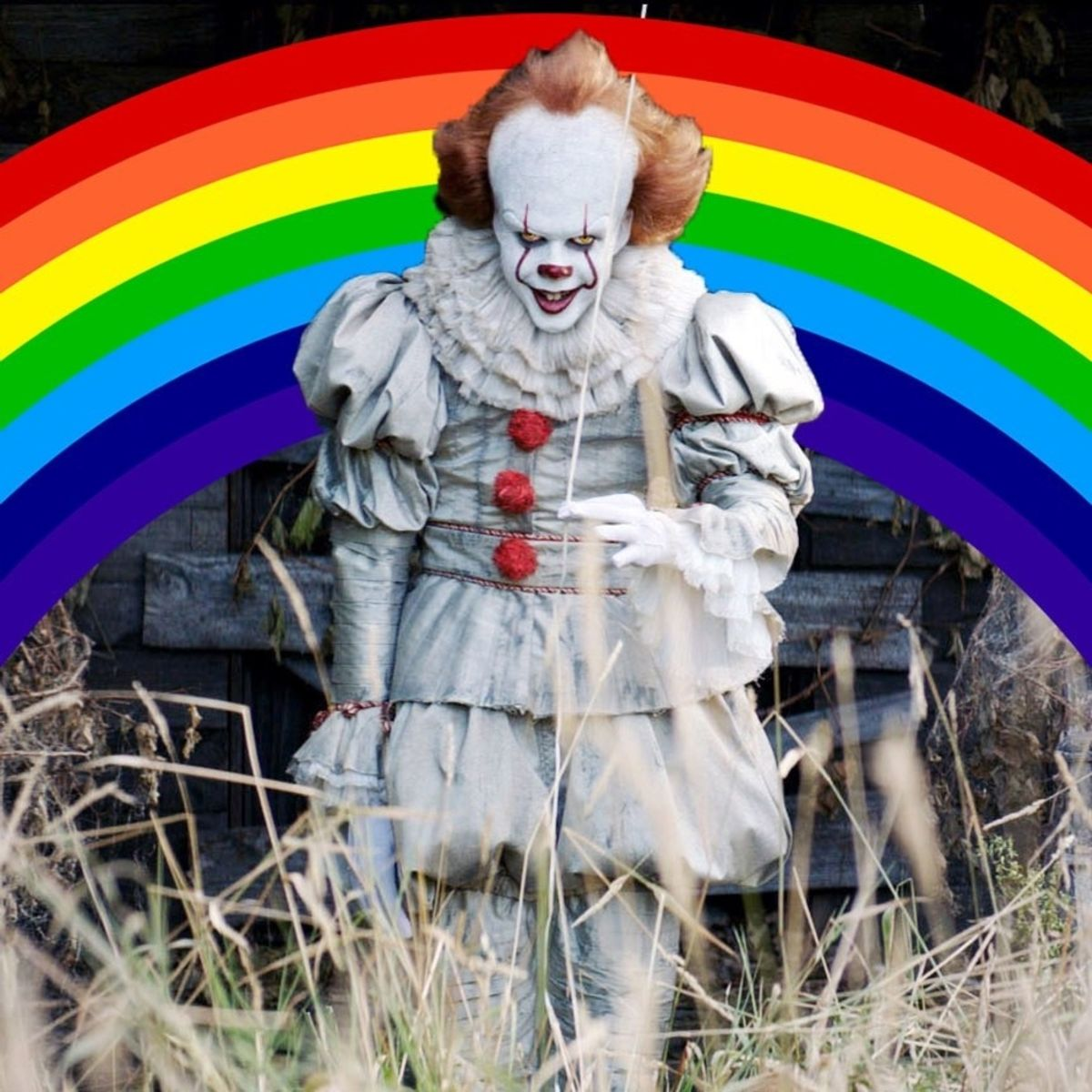 Pennywise Is Not Gay