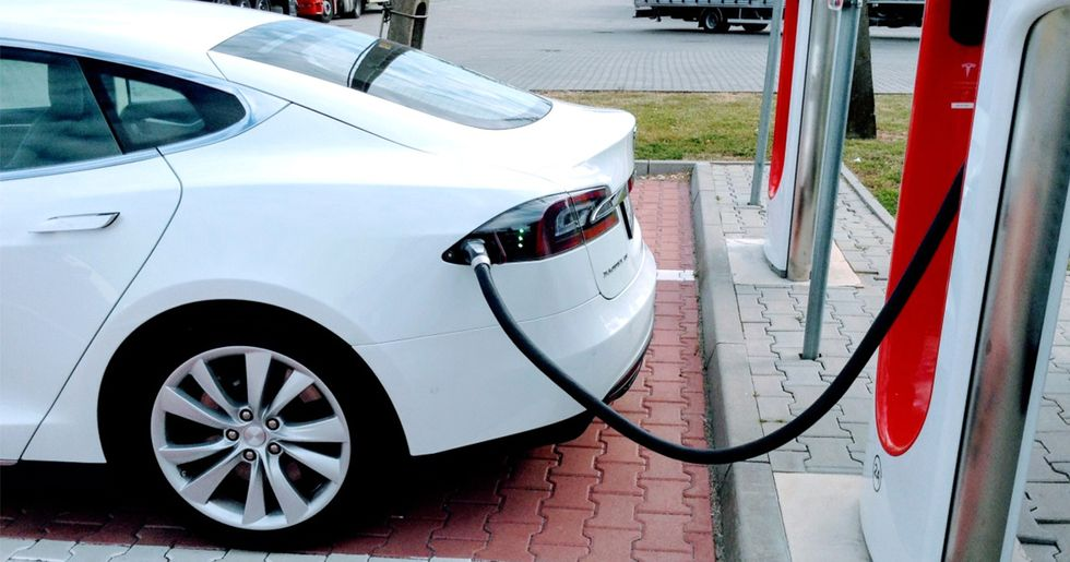 Electric Vehicles Will Soon Be Cheaper Than Gas Guzzlers