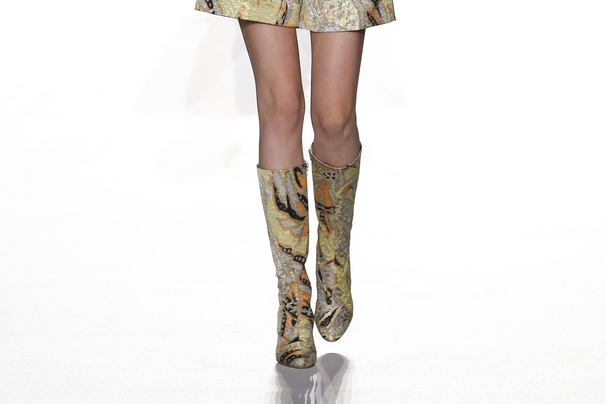 Fashion Week Trend Report: Crazy Boots