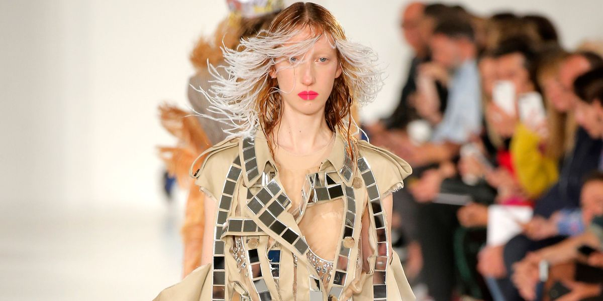 The Paper Point of View: Margiela, Chloe, and More Faves from Paris Fashion Week Day 2