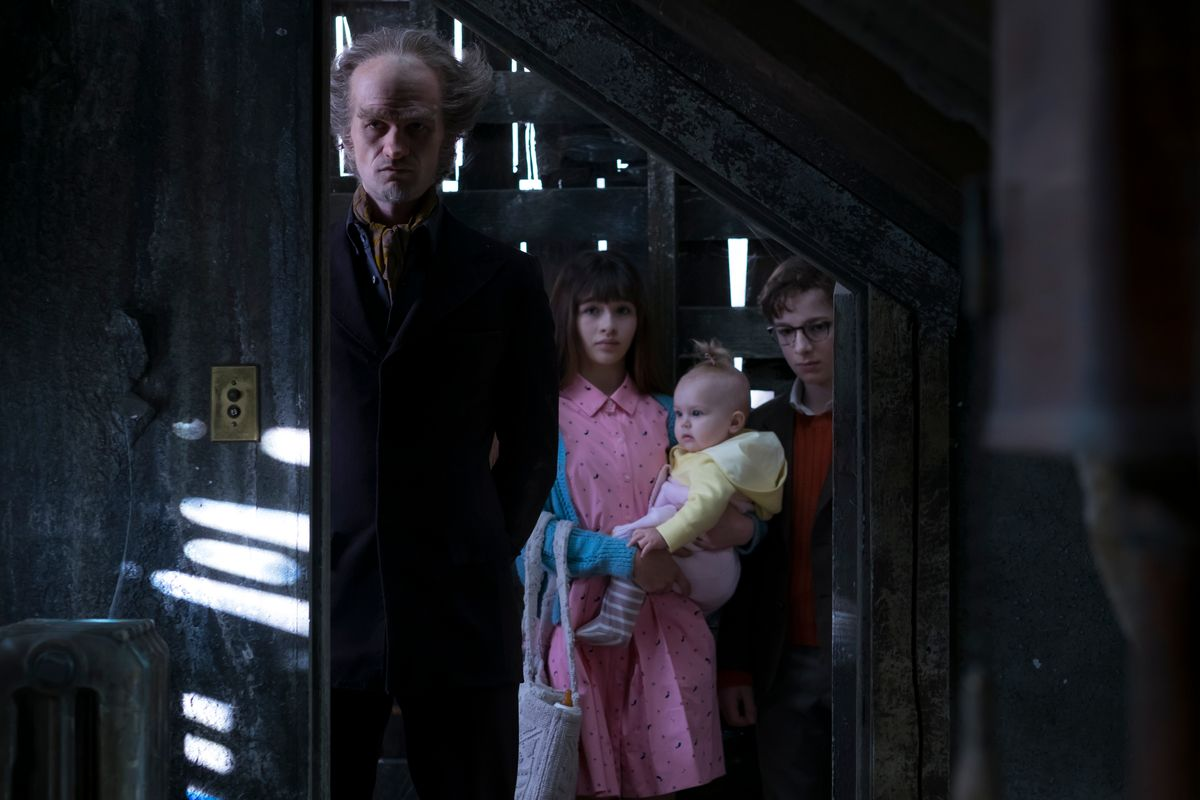 15 Best Quotes From Netflix's 'A Series Of Unfortunate Events'