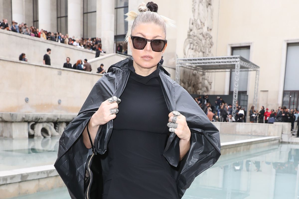 See Fergie, Pamela Anderson, and More Sit Front Row at Paris Fashion Week Day 3