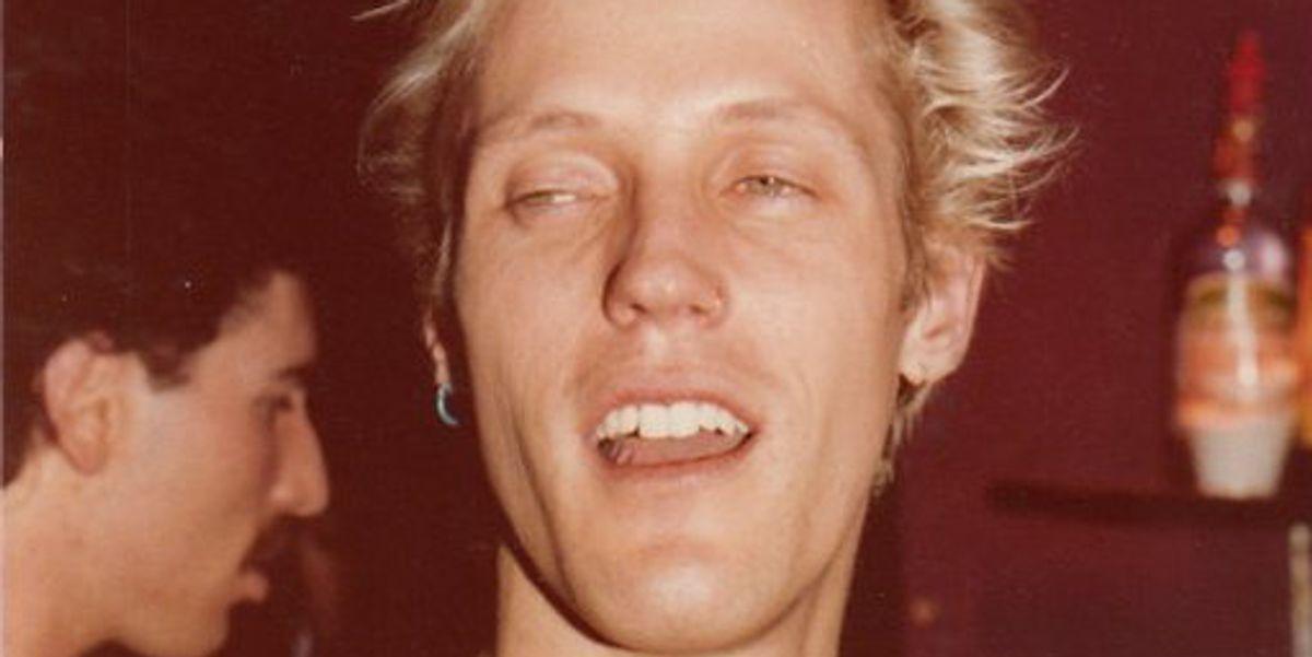 Ex-Doorman Aleph Ashline on Surviving NYC's Sexy, Drug-Fueled '80s