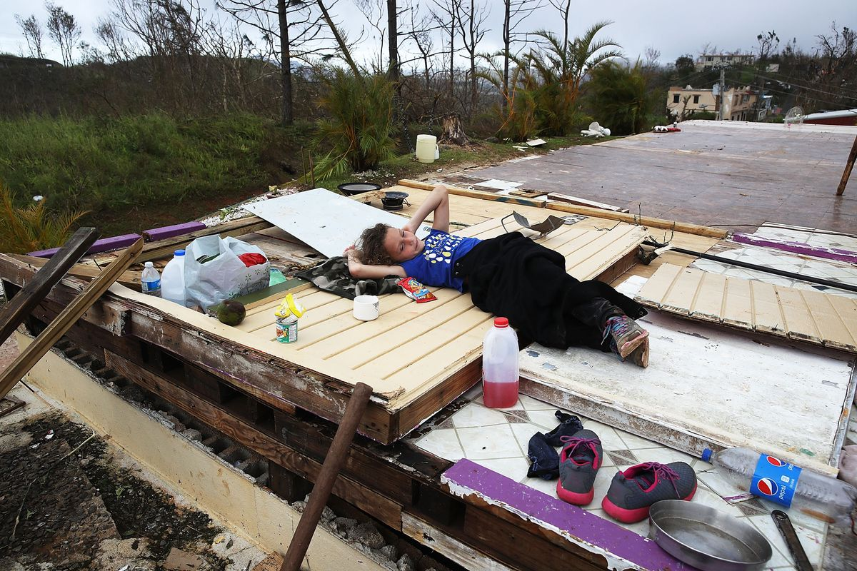 Here's How You Can Help Victims of Hurricane Maria in Puerto Rico