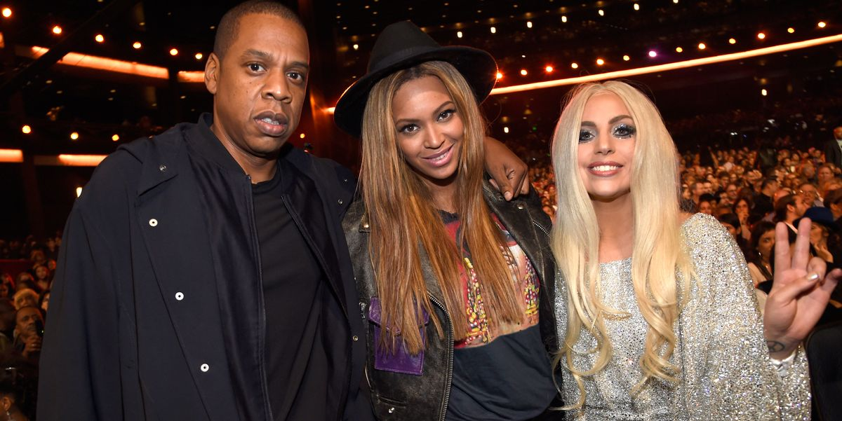 Lady Gaga Said She Smoked Too Much Weed in Front of Beyoncé