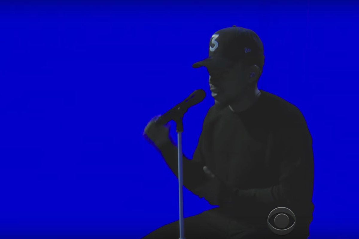 """Chance The Rapper Debuted A Beautiful New Song On """"Colbert"""""""