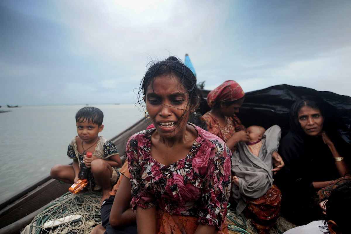 Why You Should Care That There Is Blatant Genocide In Myanmar