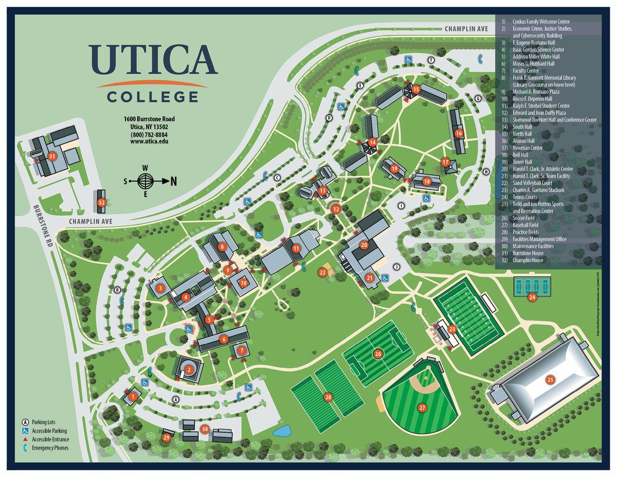 6 Things That Are Easier To Find Than Parking At Utica College