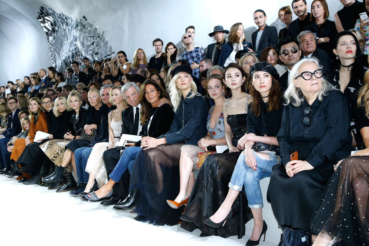 See Naomi Watts, Courtney Love and More Sit Front Row on Paris Fashion Week Day 1
