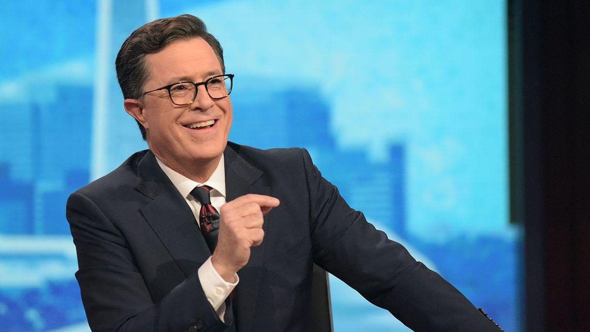 Reasons to Love Stephen Colbert