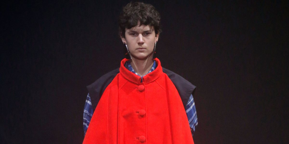 Balenciaga Got Twisted and Made Crocs Cool in Spring 2018 Show