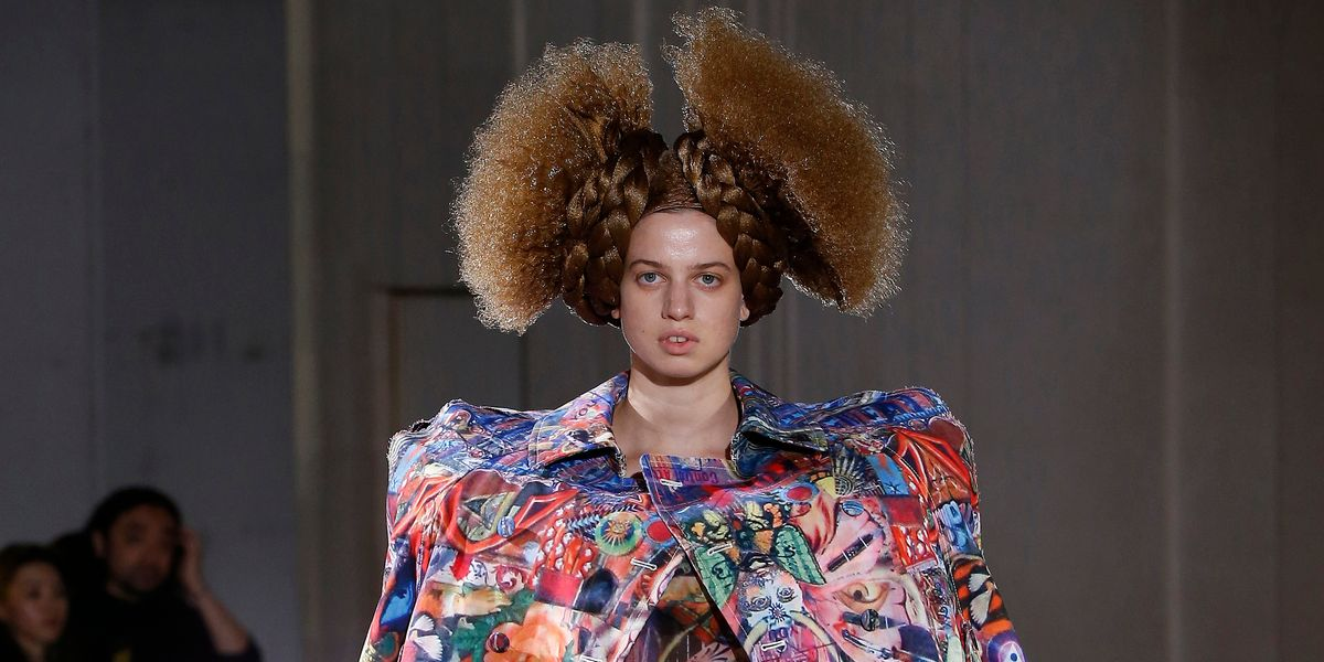 The Paper Point of View: Comme des Garçons and More Faves from Paris Fashion Week Day 5