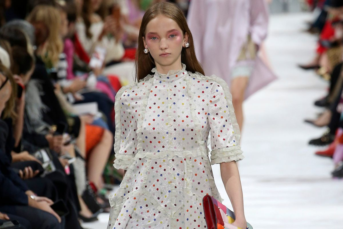 The Paper Point of View: Celine, Valentino, and More Faves from Paris Fashion Week Day 6