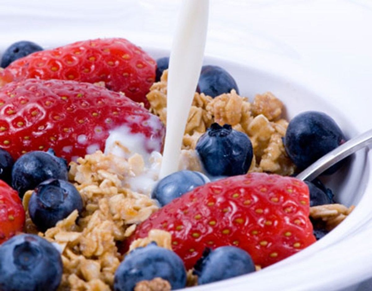 8 Reasons Why It's Important To Eat Breakfast