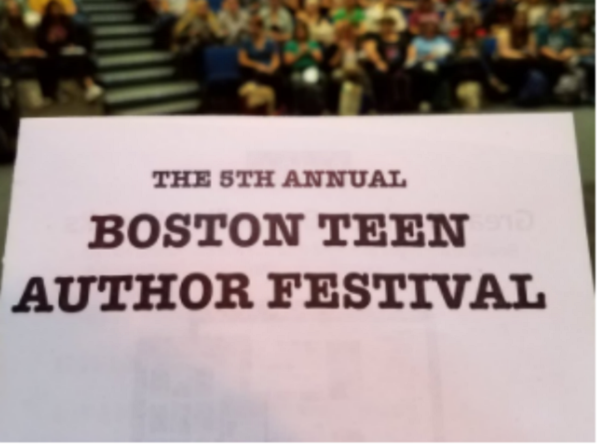 The Boston Teen Author Festival Is A Book-Lover's Paradise