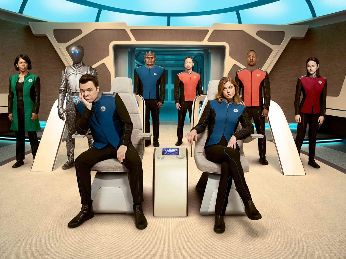 If You're Not A 'Trekkie,' Try 'The Orville'