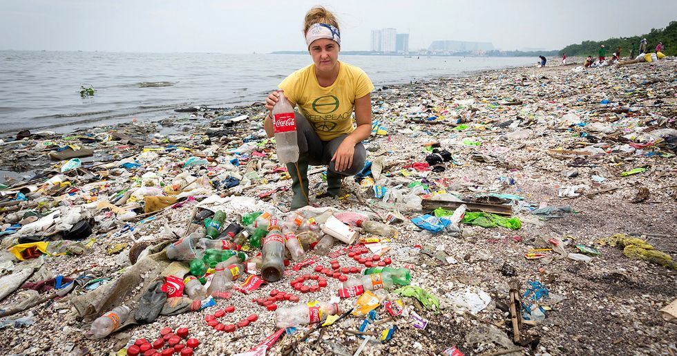 Coca-Cola Produced More Than 110 Billion Plastic Bottles Last Year