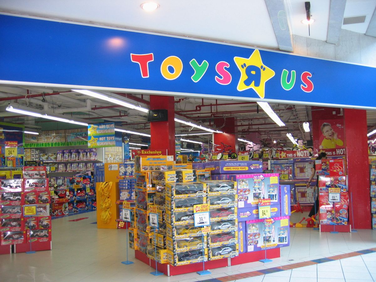 My Childhood Filed Chapter 11: Toys R Us Bankruptcy