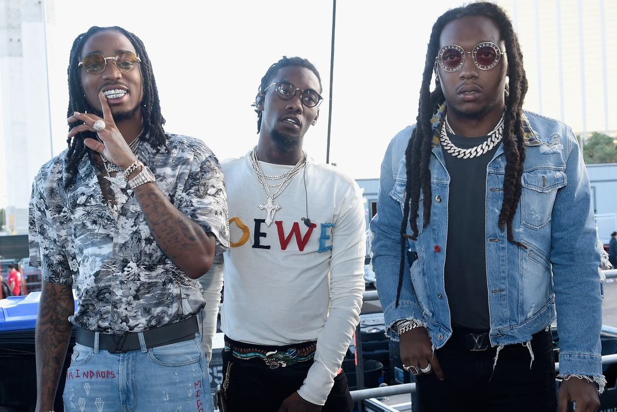 Migos Are Working on a 90s Style Movie