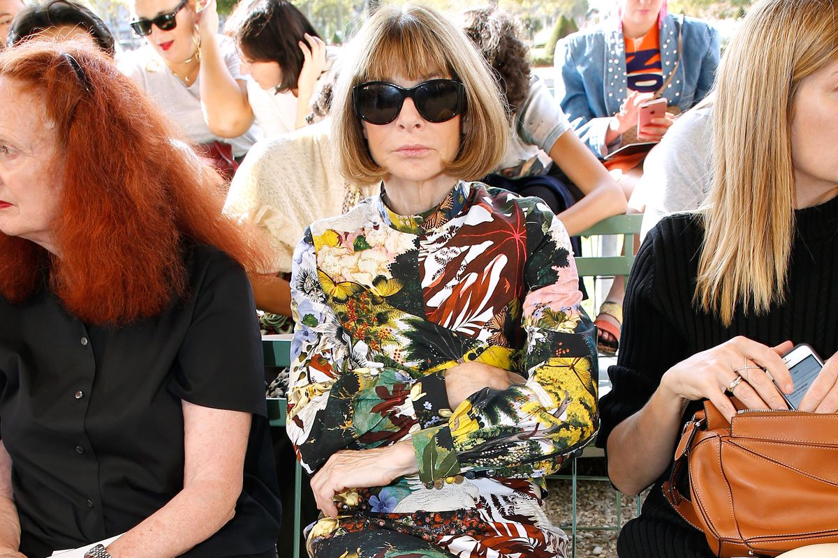 See All the Front Row Pics from Paris Fashion Week Day 4