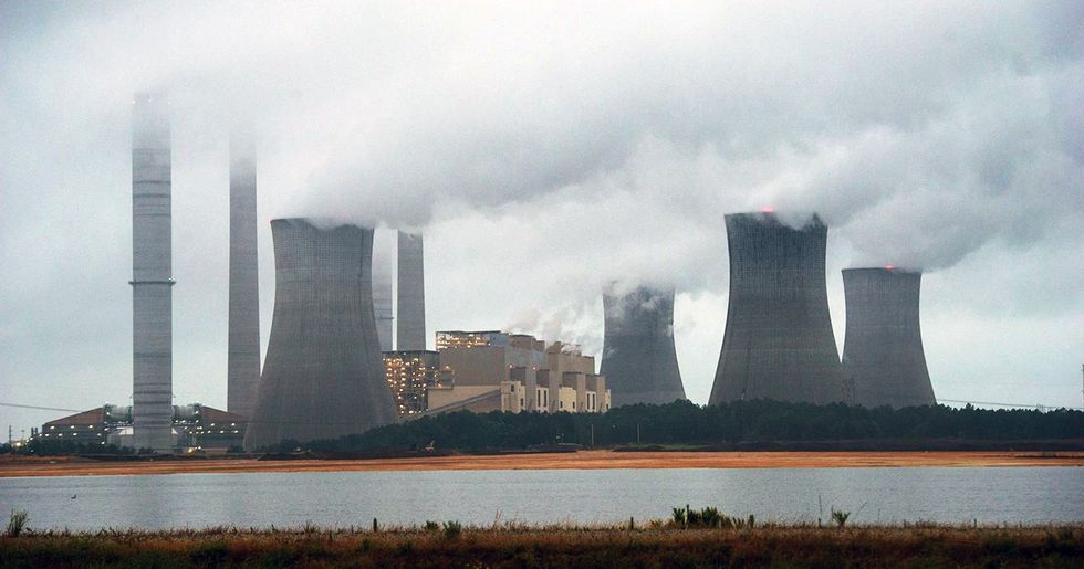DOE Proposes Outrageous, Massive Coal and Nuclear Bailout