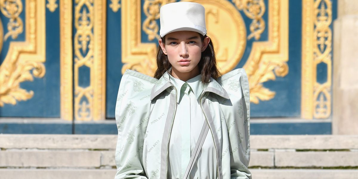 The Paper Point of View: Loewe and More Faves from Paris Fashion Week Day 4