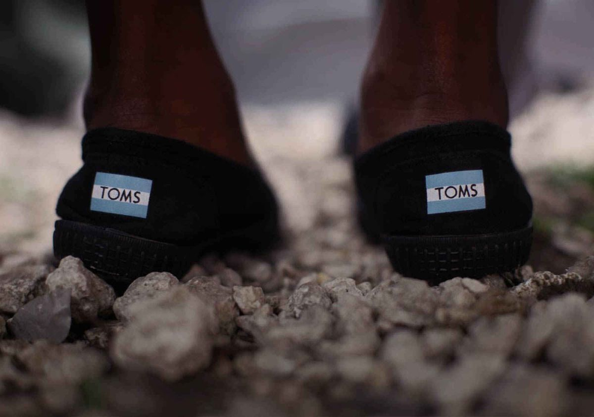 The Problem With Toms