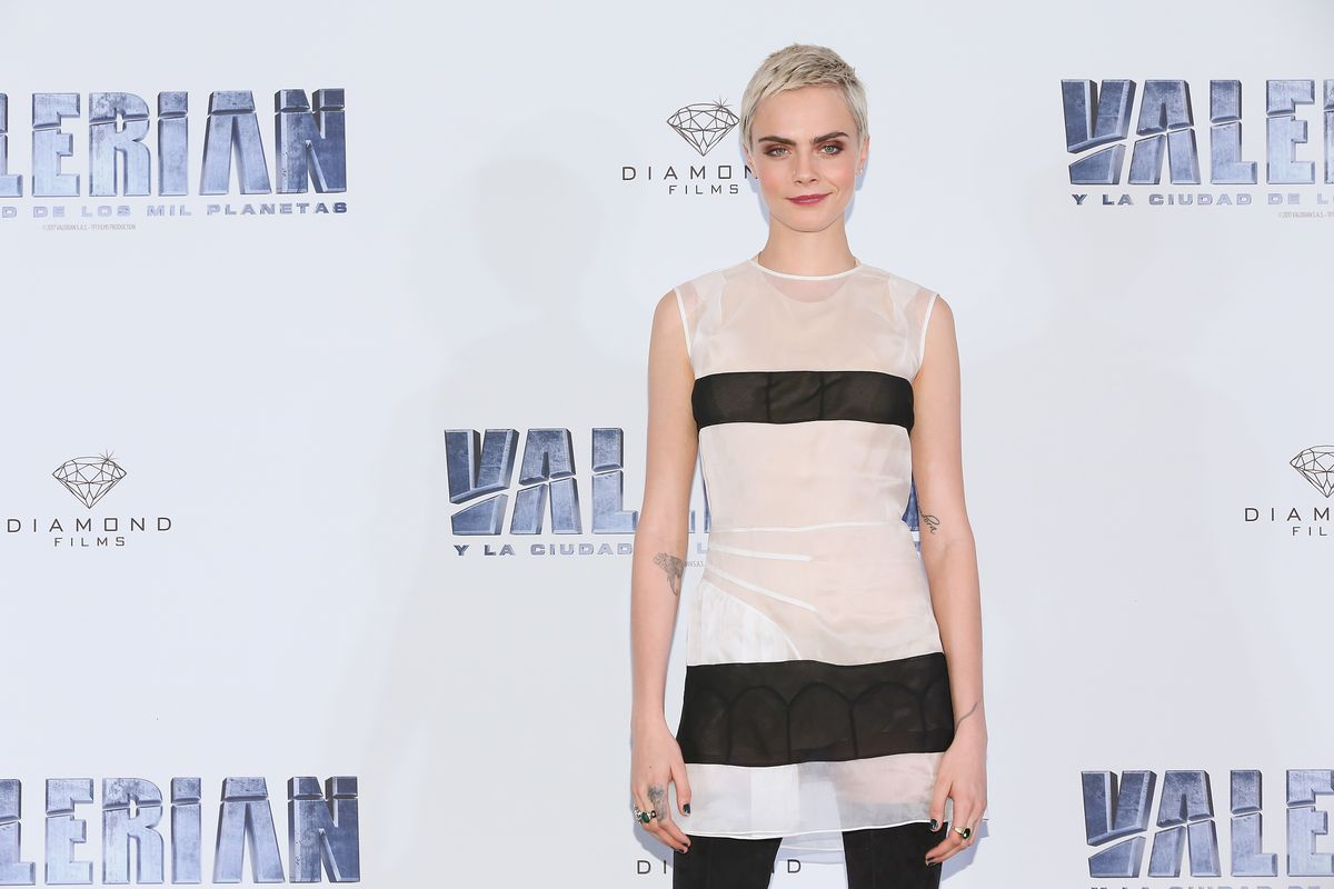 Cara Delevingne Opens Up About Being Suicidal in Her Teens
