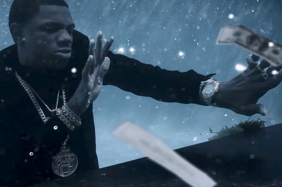 """A Boogie Wit Da Hoodie Orchestrates a Diamond Heist for """"Drowning"""" Visual"""