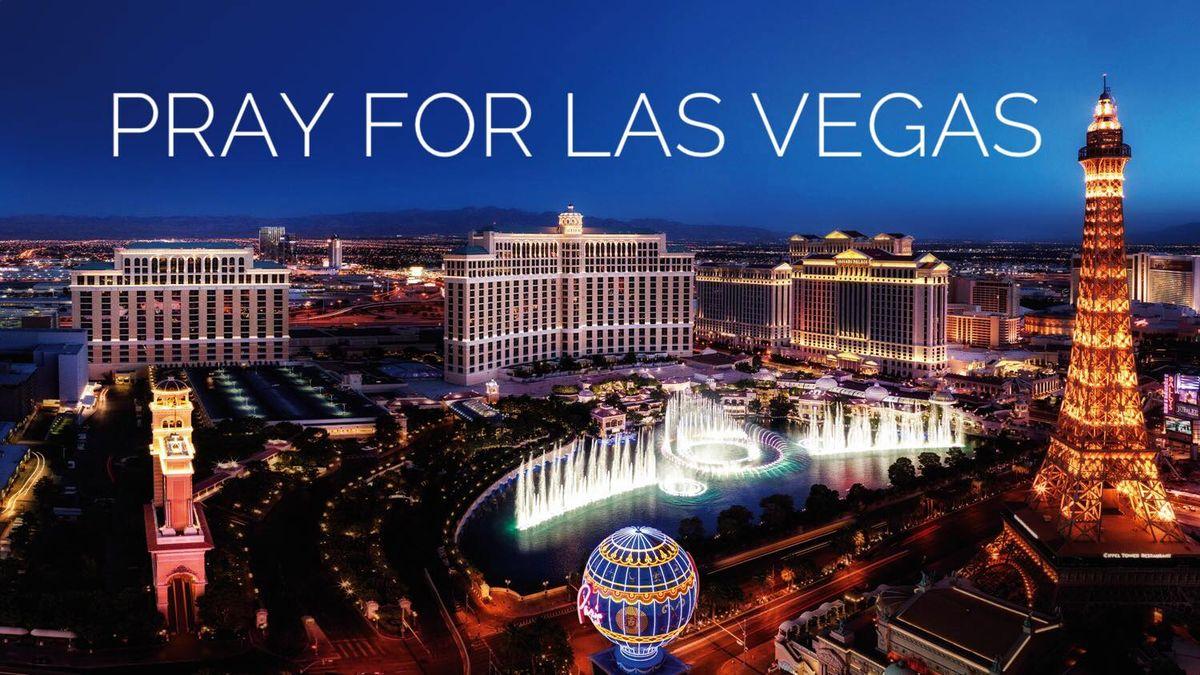 Sending My Hometown Of Las Vegas All My Love