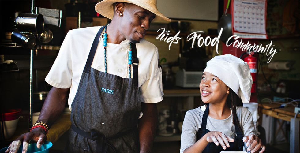 This Seattle Chef Is Empowering Children Through Food