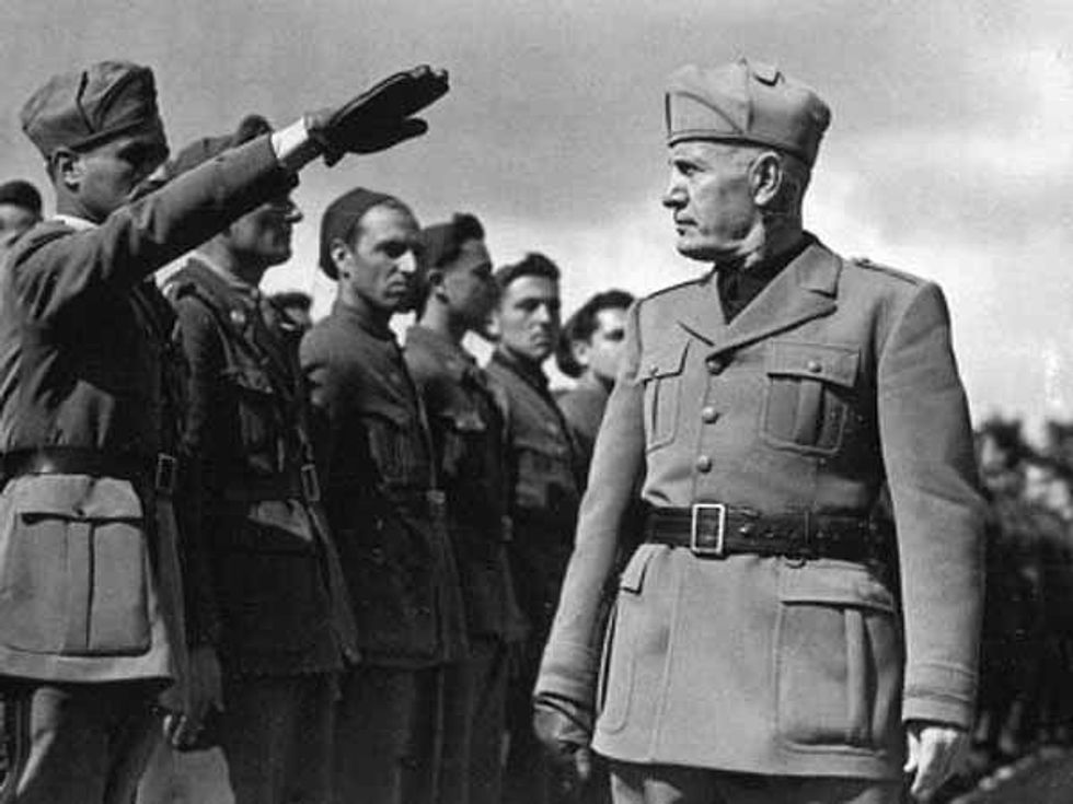 Death To Fascism, Then and Now: How Ethiopia Fought Back Against Mussolini  - OkayAfrica