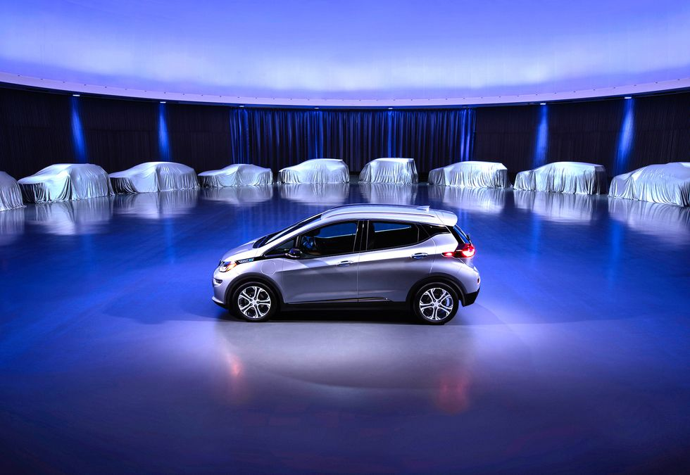 GM, Ford Announce Major Electric Vehicle Plans