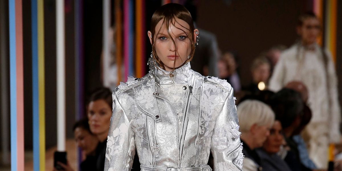 The Paper Point of View: McQueen, Stella, and More Faves From Paris Fashion Week Day 7